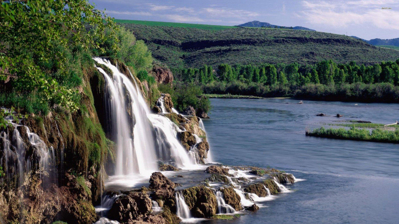 Idaho Waterfalls