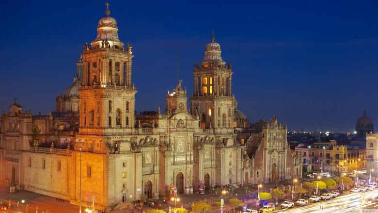 Mexico City Metropolitan Cathedral HD desktop wallpapers