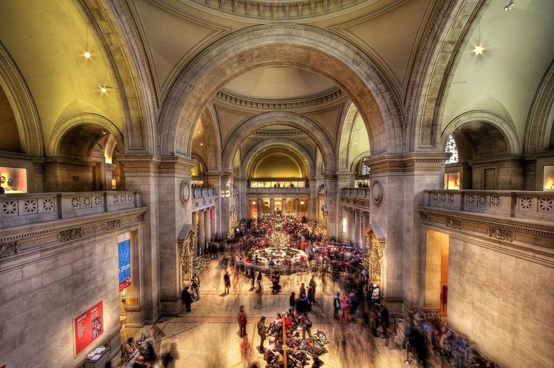 Metropolitan Museum of Art NY Planet Detective
