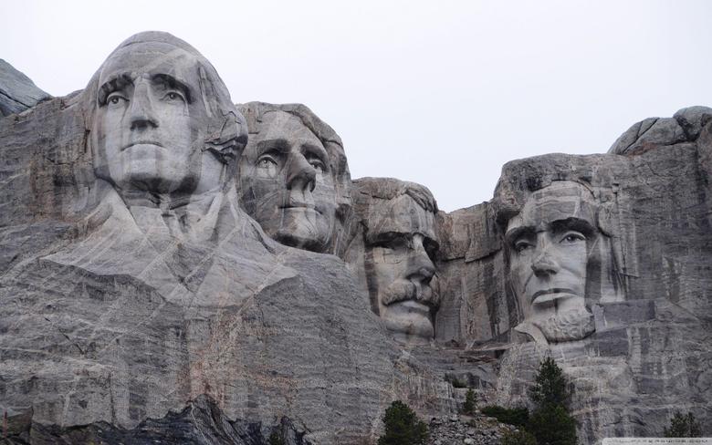 Mount Rushmore National Memorial Pennington County South Dakota