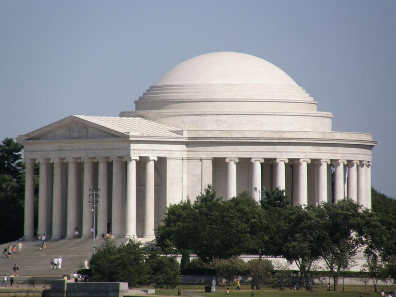 remarkable photos of Jefferson Memorial in Washington D C