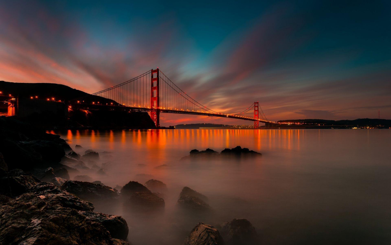 Amazing Bridge Golden Bridge San Francisco Wallpapers taken from
