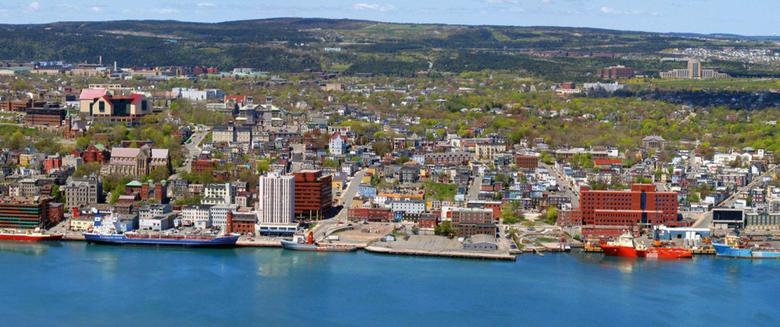 St John Newfoundland Canada Johns Coast Wallpapers For Desktop