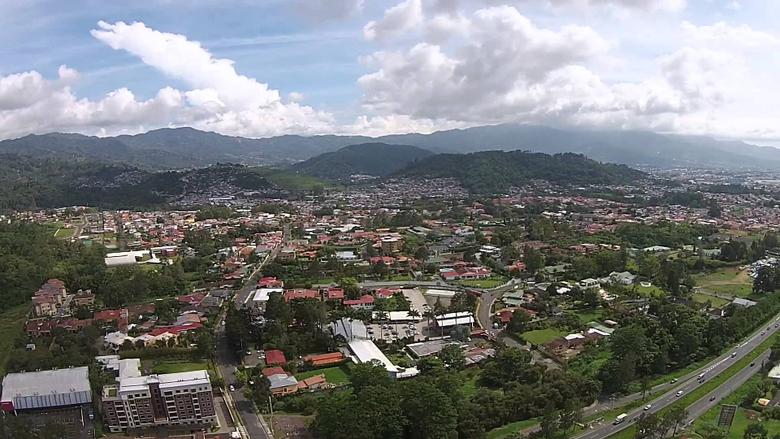 CBSAP at Hyatt Pinares San Jose Costa Rica June 2015 via drone