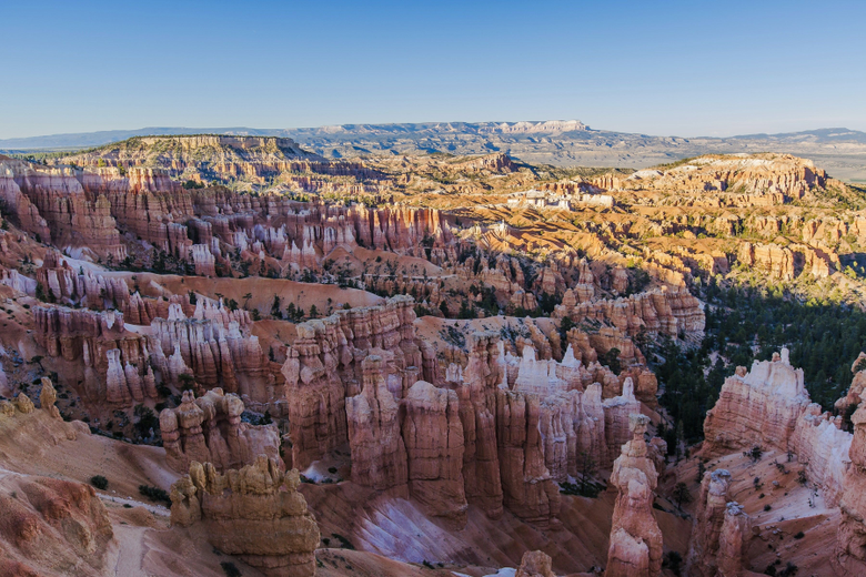 Deserts Utah Usa Bryce Parks Canyon Nature Wallpapers For Iphone 5c