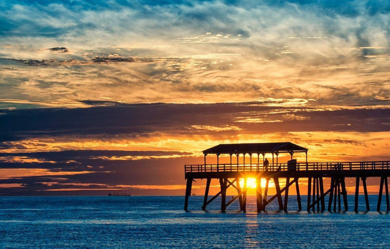 Wallpapers fisherman pierce Australia Adelaide image for desktop