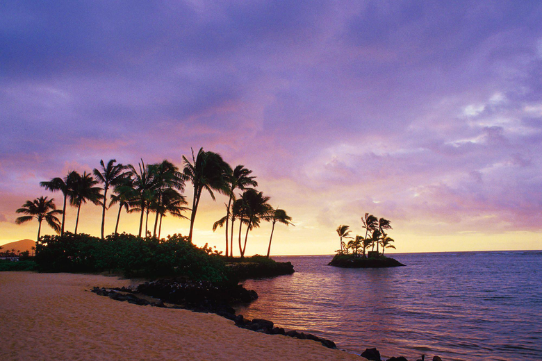 The inspiring wallpapers of the Wai alae Beach Honolulu Hawaii