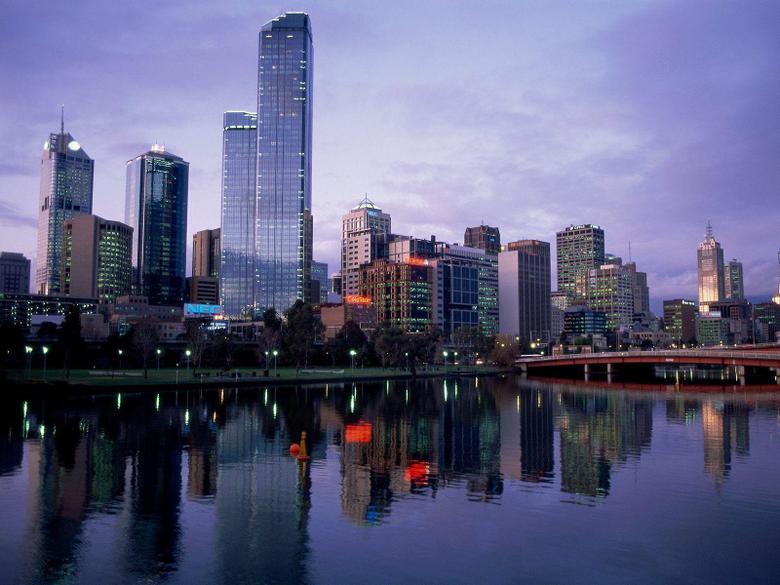 Yarra River Melbourne Wallpapers