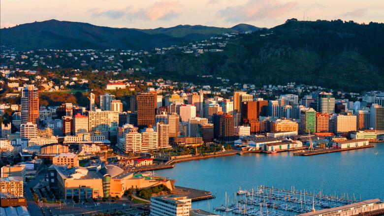 Wellington City New Zealand Wallpapers
