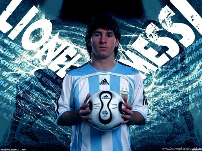 Lionel Messi In Argentina HD Wallpapers Desktop Backgrounds