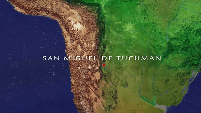 San Miguel De Tucuman Argentina Zoom In