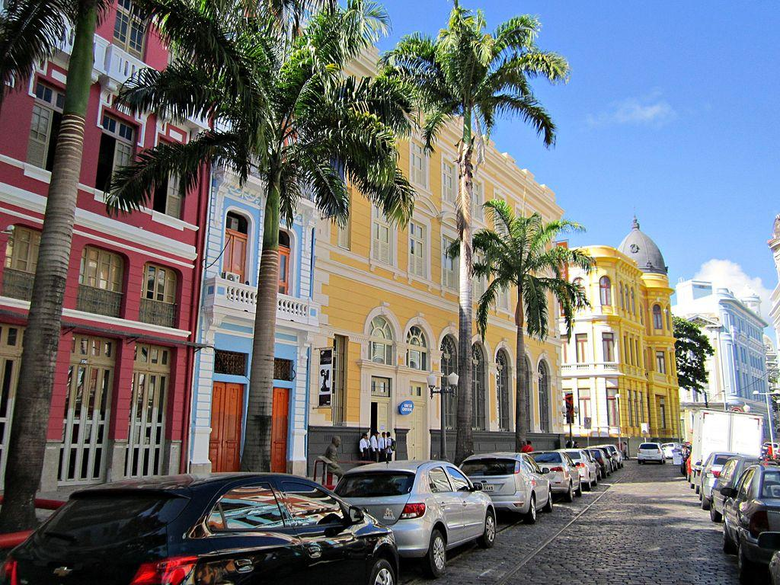 File Bom Jesus street Old Recife