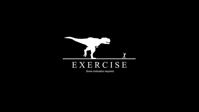 Some Motivation Required Dinosaur Man Funny HD Wallpapers