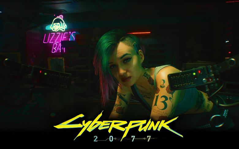 Cyberpunk 2077 4K Wallpaper Judy Alvarez Xbox Series X Xbox One PlayStation 4 Google Stadia Games