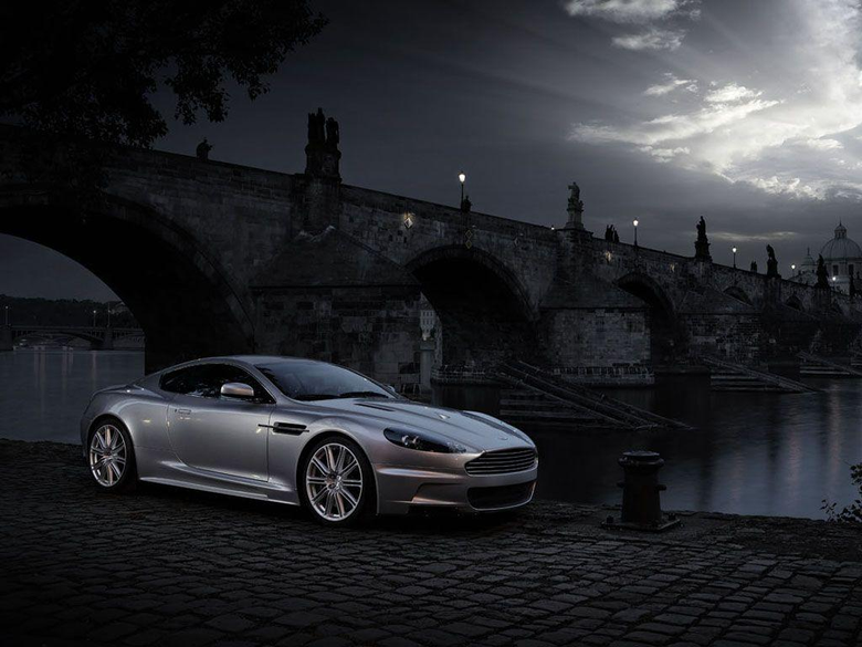 Black Aston Martin Dbs Wallpapers