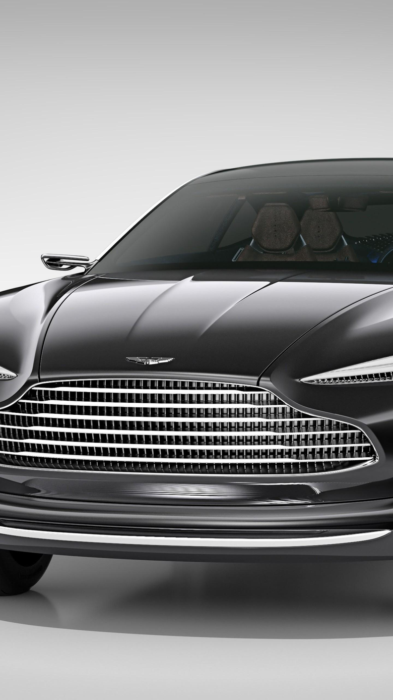 Wallpapers Aston Martin DBX supercar electric cars 4K Cars