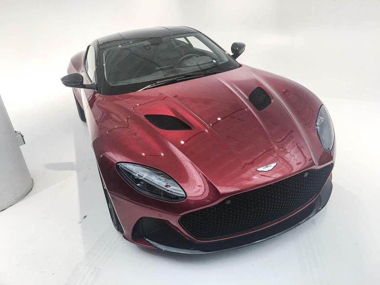 Aston Martin Debuts an All