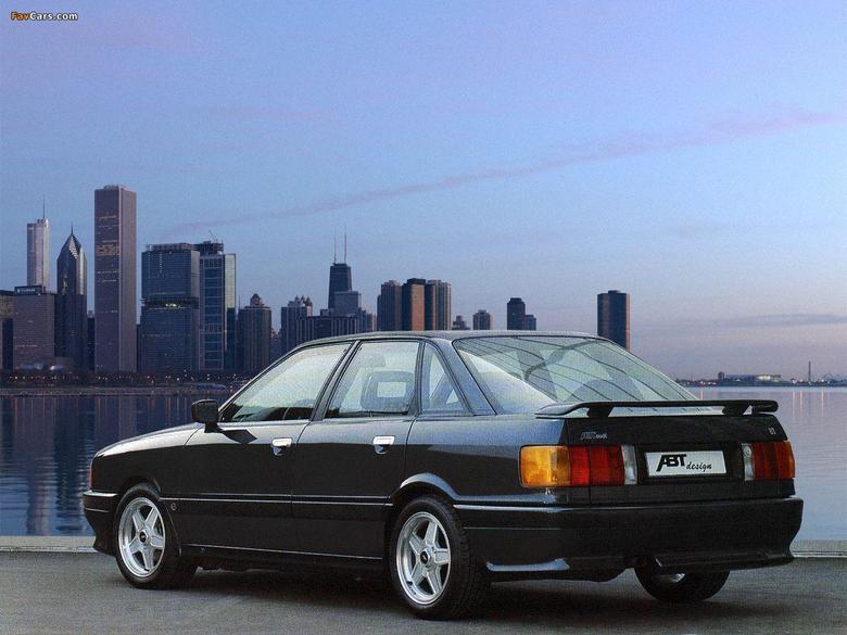 ABT Audi 80 B3 wallpapers