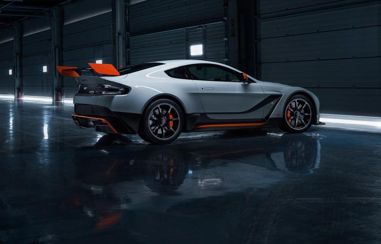 Aston Martin Vantage GT3 unveiled brutal 911 rival bound for
