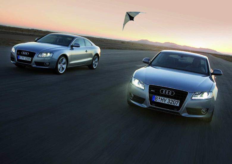 Audi A5 Kite wallpapers for your desktop pleasure