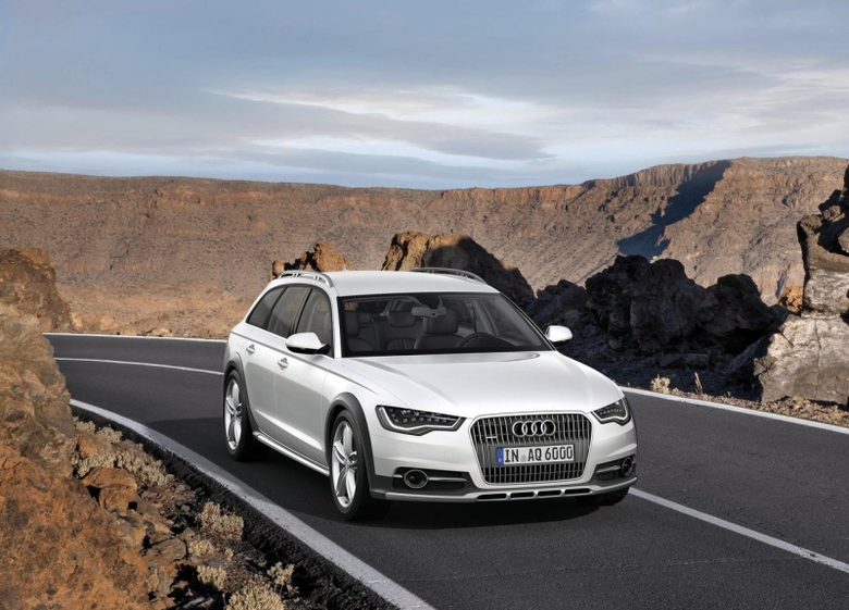 Audi A6 Allroad HD Wallpapers
