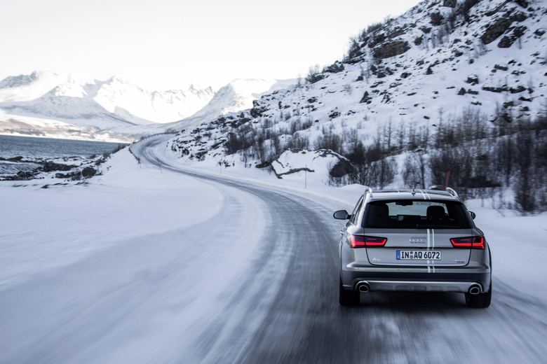 Audi A6 allroad quattro concept cars