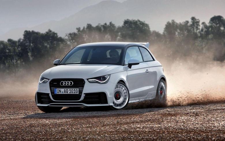 Audi A1 Fun Drive wallpapers