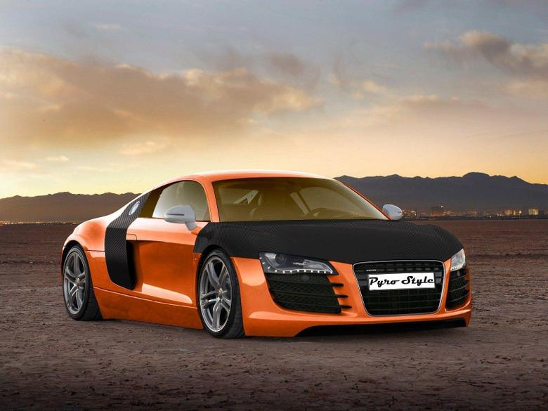 Top speedy Autos Audi R8 HD Wallpapers