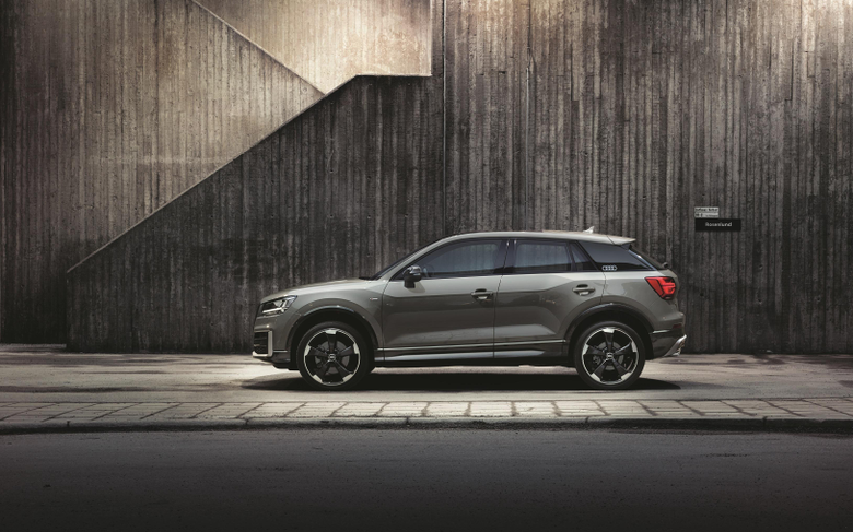 Audi presents the Q2 a new compact SUV