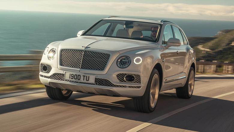 The Bentley Bentayga Hybrid is here