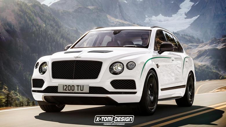 Bentley Bentayga GT3