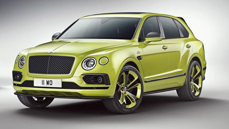 Bentley Bentayga Speed to pack more power than Lambo s Urus