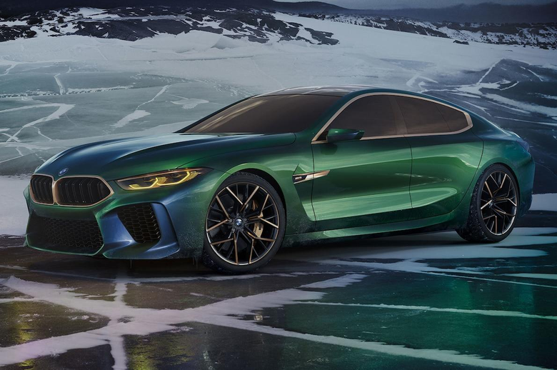 Top BMW Designer Talks M8 Gran Coupe Future Styling Direction