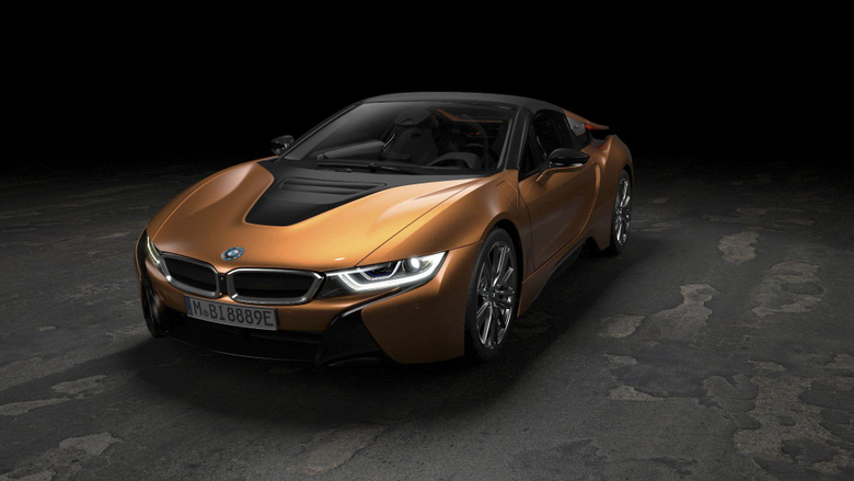 BMW Debuts New I8 Coupe And The First I8 Roadster News