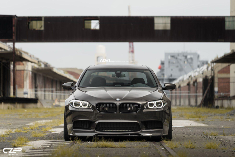 Jatoba Brown BMW F10 M5 Given ADV 1 Wheels Carbon Fiber Parts