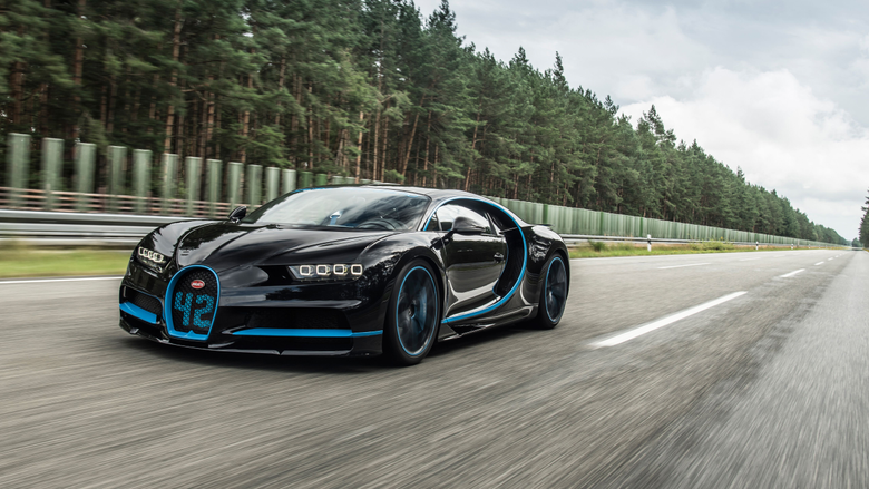 Bugatti Chiron Zero 400 Zero 4K Wallpapers