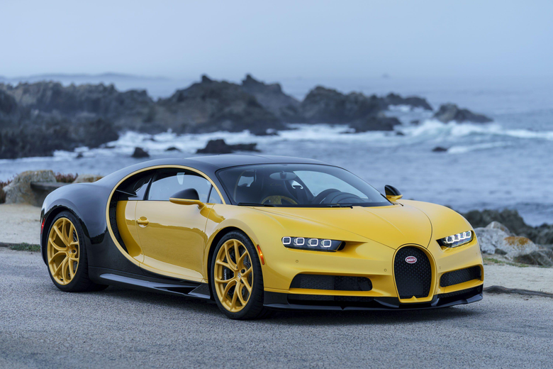 Bugatti Teases New Limited Edition Model Of The Chiron Named Divo