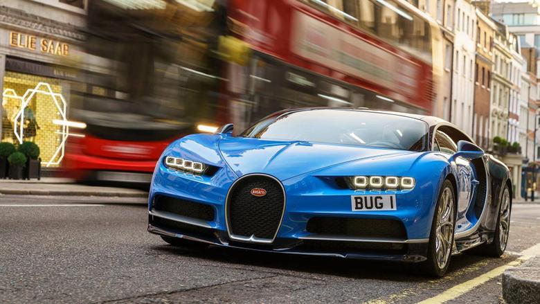 Even Bugatti s Latest Two
