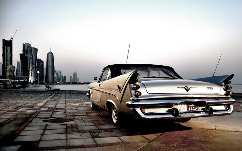 photos of old Autos