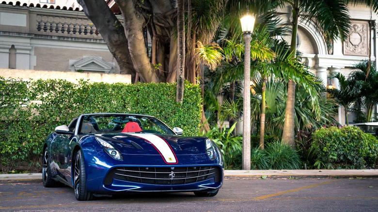 First Customer 2 5 Million Ferrari F60 America