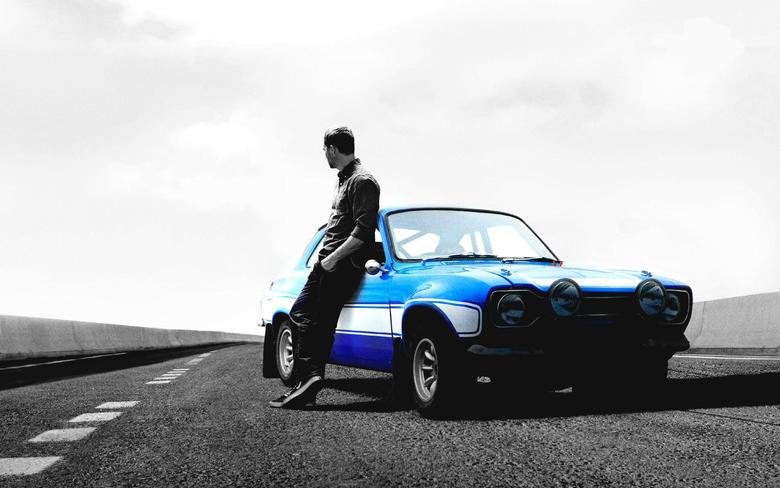Fast And Furious Legacy Paul Walker Vin Diesel Ford Escort Mk1