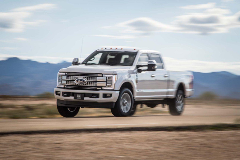 Best 2019 Ford F250 Rear High Resolution Wallpapers