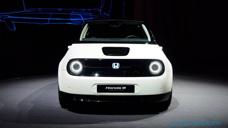 Honda e Prototype Gallery
