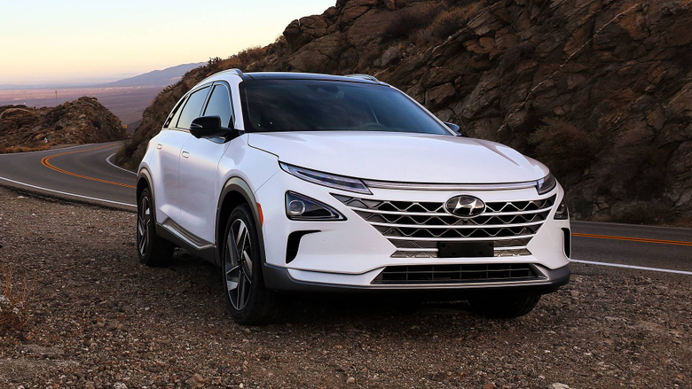 Cell powered SUV by Hyundai to be launched in 2018