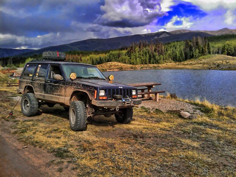 Jeep XJ Wallpapers