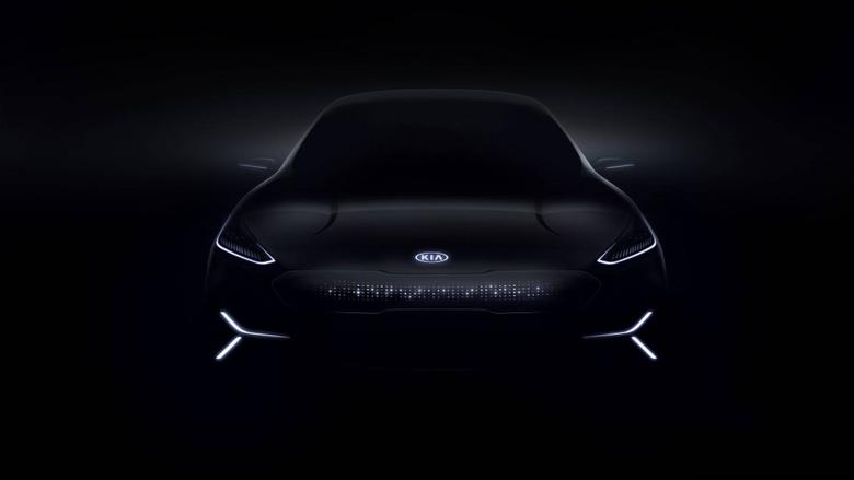 Kia Niro EV Previewed By 2018 CES