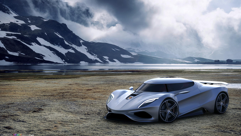 Koenigsegg Legera Concept HD Wallpapers by HD Wallpapers Daily