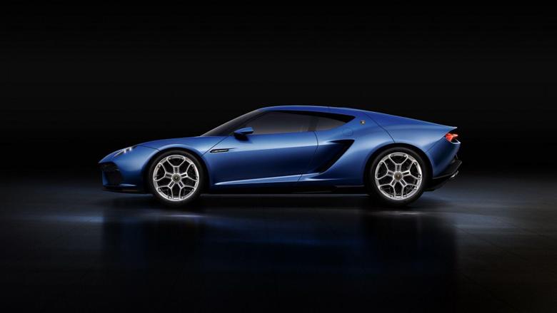 Lamborghini Asterion LPI 910