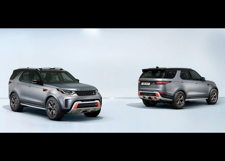 Land Rover Discovery Svx Specs and Variant Trims Model