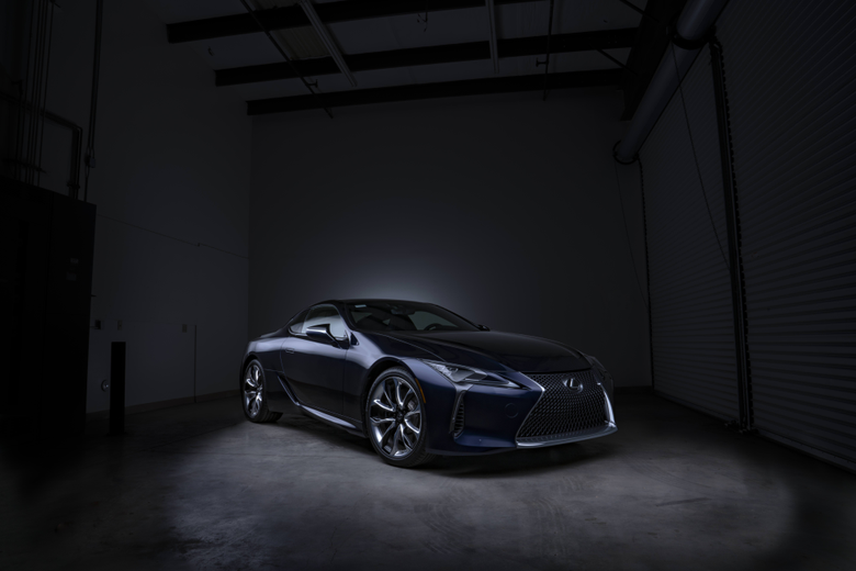 Lexus Black Panther LC 500 Photoshoot HD Cars 4k Wallpapers